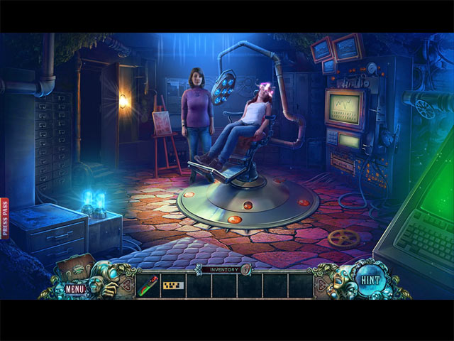 fear for sale: city of the past collector's edition walkthrough screenshots 1