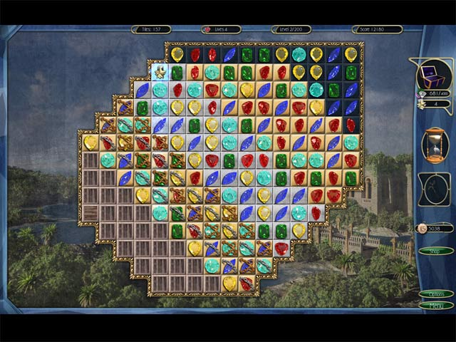 jewel match 2: reloaded screenshots 1