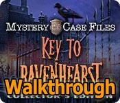 mystery case files: key to ravenhearst walkthrough