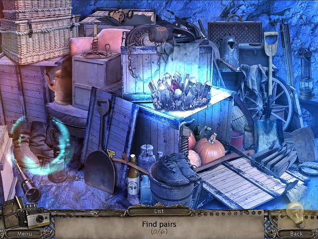 mysteries of the past: shadow of the daemon walkthrough