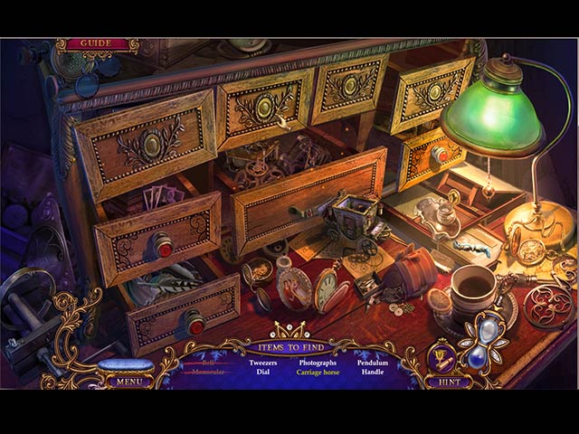 ominous objects: trail of time collector's edition walkthrough screenshots 2