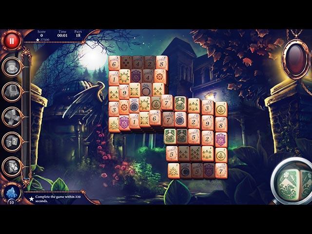 the mahjong huntress screenshots 1