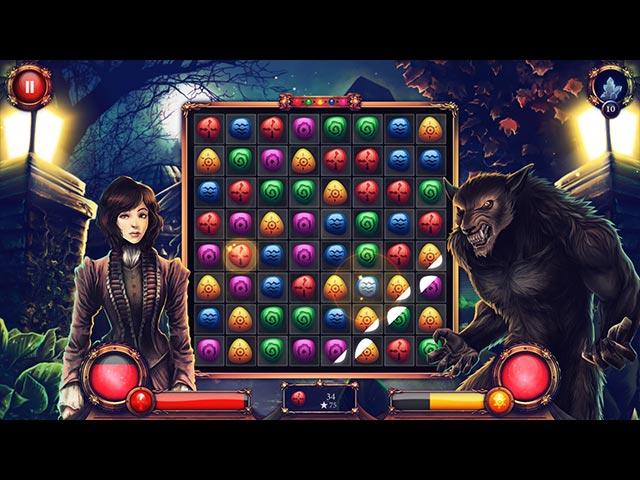 the mahjong huntress screenshots 2