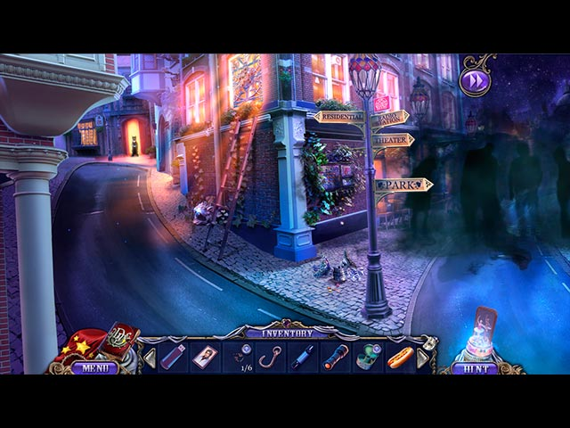 dark dimensions: shadow pirouette screenshots 2