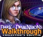 dark dimensions: shadow pirouette walkthrough