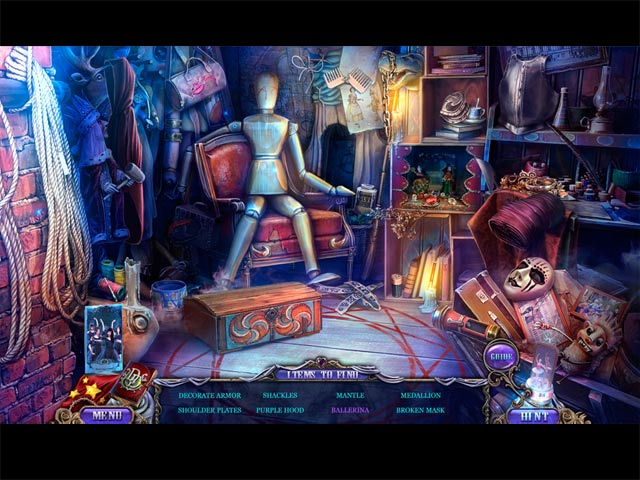 dark dimensions: shadow pirouette collector's edition walkthrough