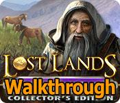 lost lands: the golden curse collector's edition walkthrough