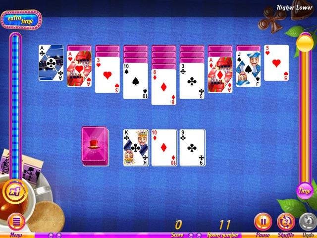 hotel solitaire screenshots 1
