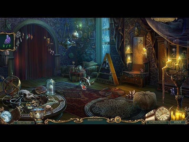 haunted legends: the secret of life walkthrough