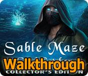 sable maze: lost souls collector's edition walkthrough