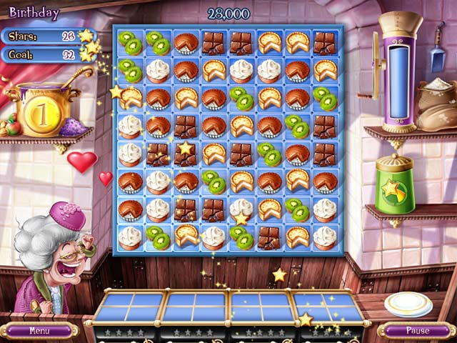 pastry passion screenshots 2