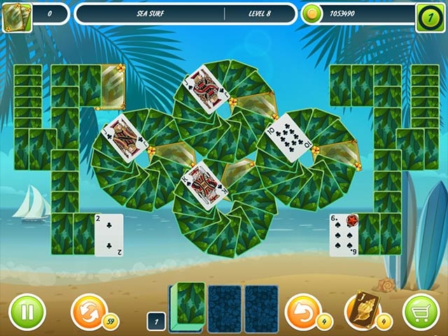 solitaire beach season screenshots 3