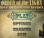 order of the light: love behind the scenes collector's edition