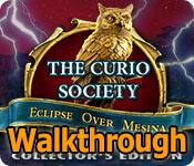 the curio society: eclipse over mesina walkthrough