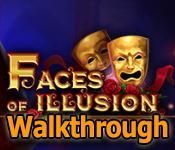 Faces Of Illusion: The Twin Phantoms Walkthrough