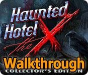 haunted hotel: the x walkthrough