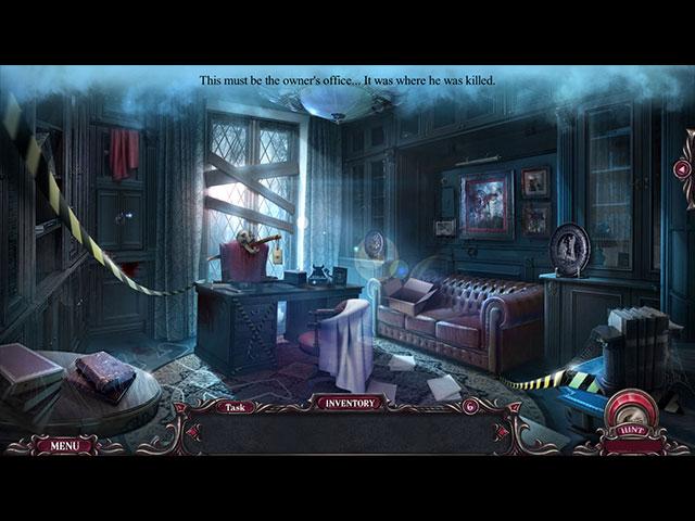 haunted hotel: the x walkthrough