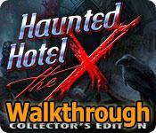 haunted hotel: the x collector's edition walkthrough