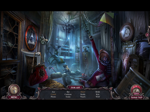 haunted hotel: the x collector's edition walkthrough screenshots 2