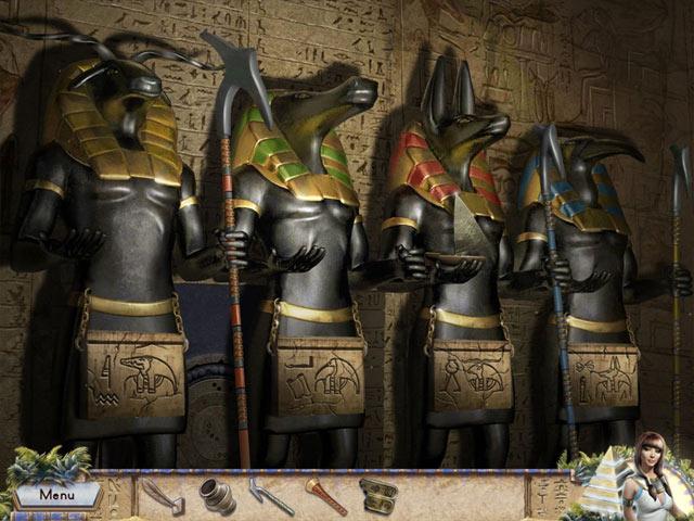 riddles of egypt screenshots 2