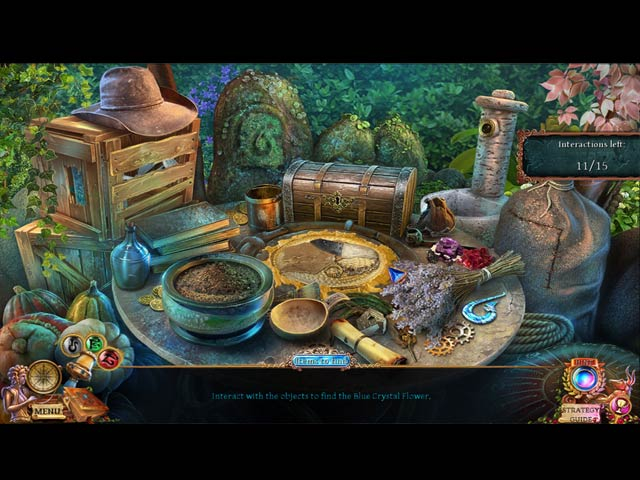 endless fables: the minotaur's curse collector's edition walkthrough