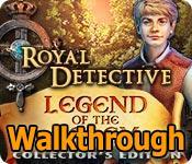 royal detective: legend of the golem collector's edition walkthrough