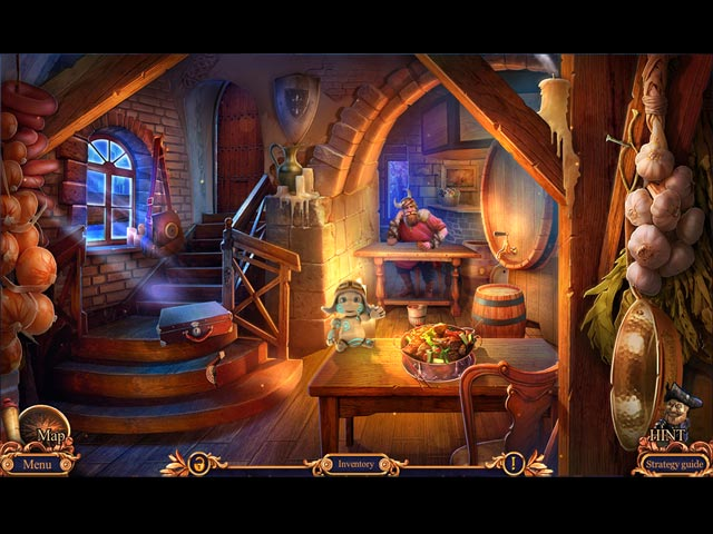 royal detective: legend of the golem collector's edition walkthrough screenshots 1
