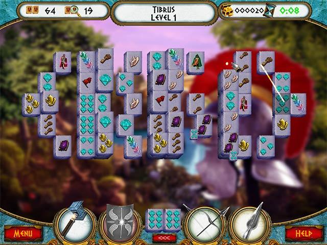 7 hills of rome mahjong screenshots 1