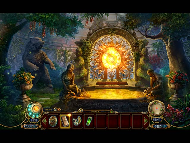 dark parables: goldilocks and the fallen star walkthrough screenshots 1