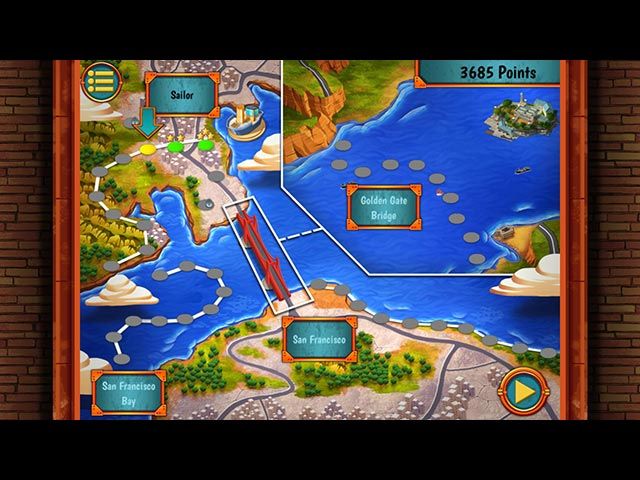 monument builders: golden gate bridge screenshots 3