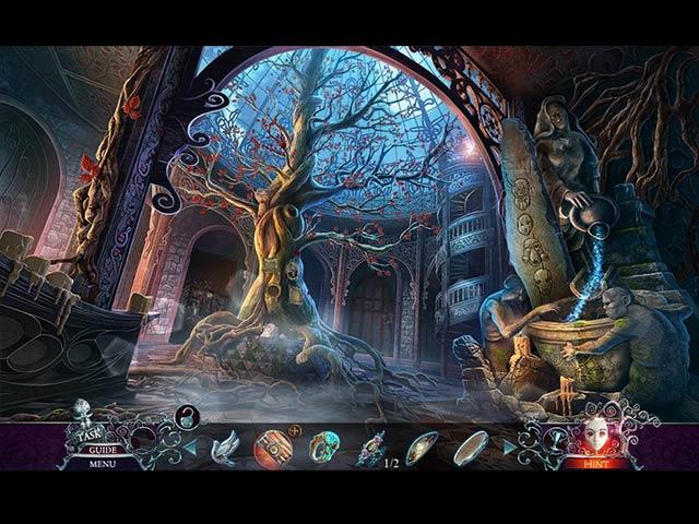 phantasmat: behind the mask collector's edition screenshots 1