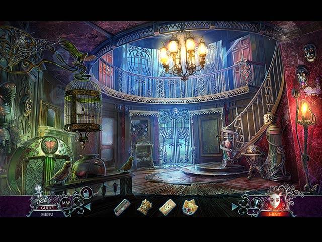 phantasmat: behind the mask collector's edition screenshots 2