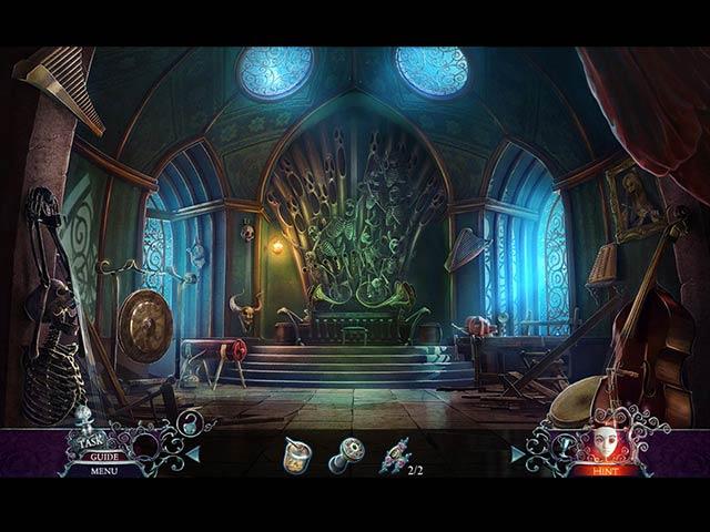 phantasmat: behind the mask collector's edition screenshots 3