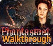 phantasmat: behind the mask walkthrough