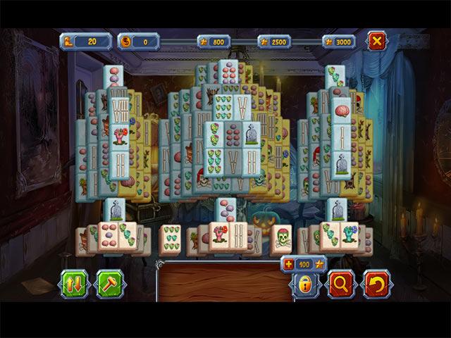 halloween stories: mahjong screenshots 3