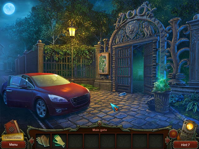 ashley clark: the secrets of the ancient temple screenshots 1