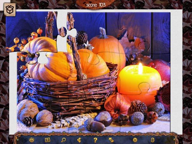 holiday jigsaw halloween 3 screenshots 1