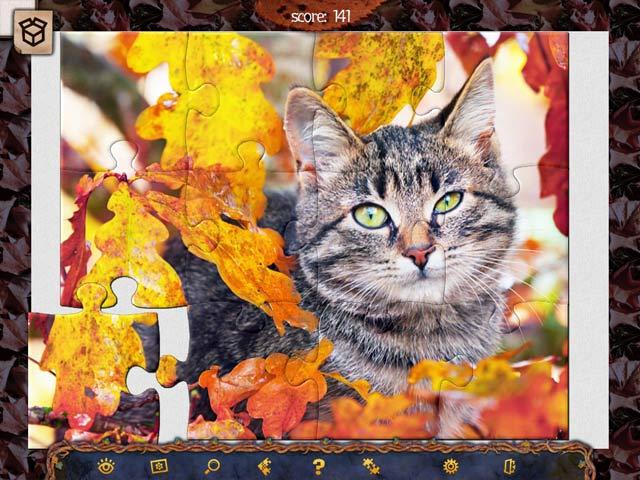 holiday jigsaw halloween 3 screenshots 2