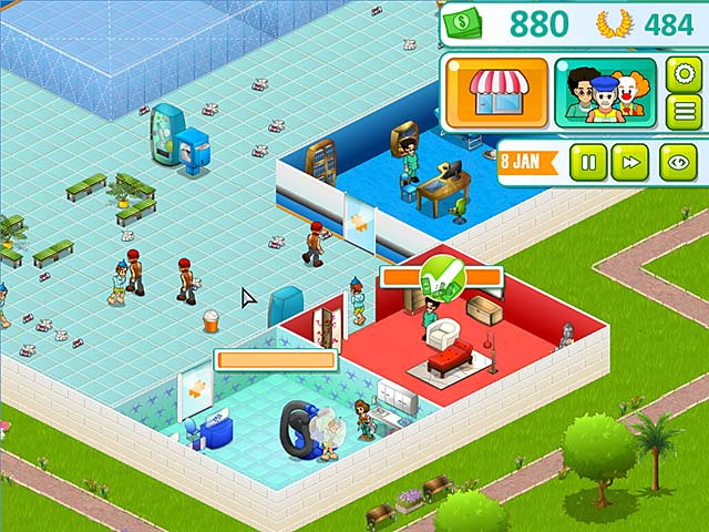 hospital manager screenshots 3