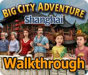 big city adventure: shanghai walkthrough