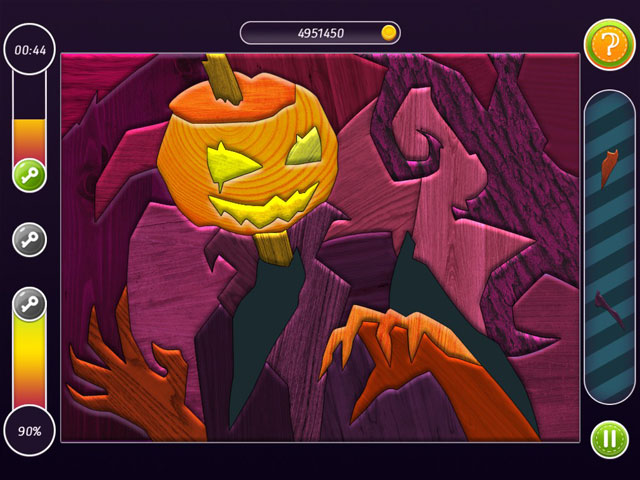 halloween patchworks: trick or treat! screenshots 1