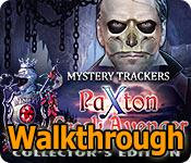 mystery trackers: paxton creek avenger collector's edition walkthrough