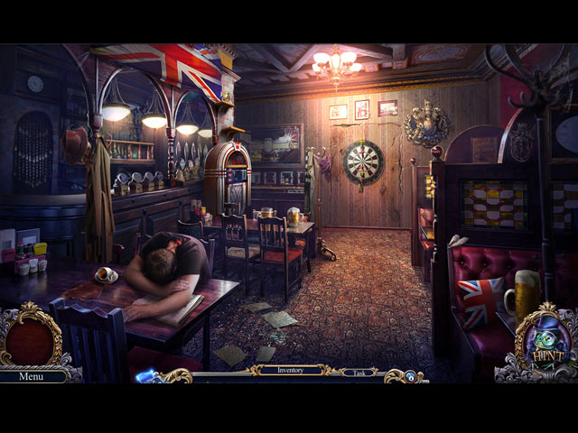 mystery trackers: paxton creek avenger collector's edition walkthrough screenshots 1