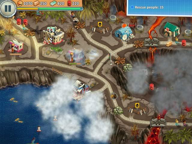 rescue team 5 screenshots 2