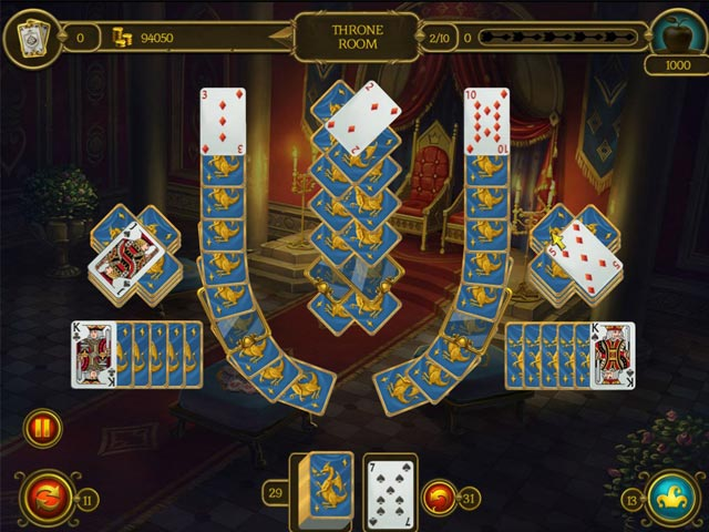 knight solitaire 3 screenshots 1