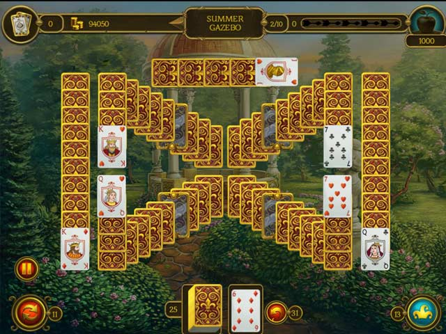knight solitaire 3 screenshots 3