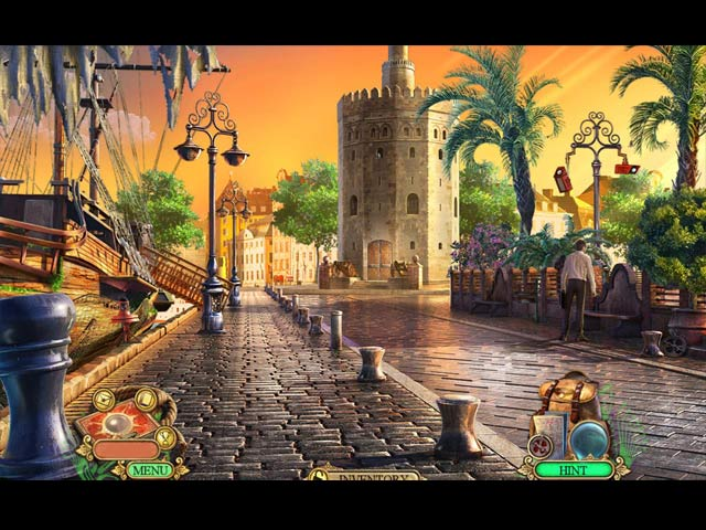 hidden expedition: the fountain of youth screenshots 1