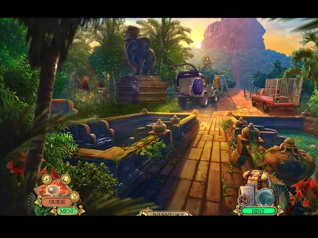 hidden expedition: the fountain of youth collector's edition screenshots 1