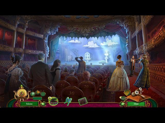 danse macabre: lethal letters screenshots 2