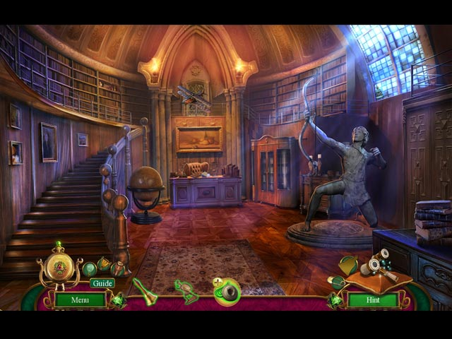 danse macabre: lethal letters collector's edition screenshots 2